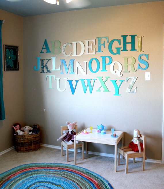 Remodelaholic 25 art ideas for kids 39 rooms - Its a boy here are some room ideas for a newborn ...