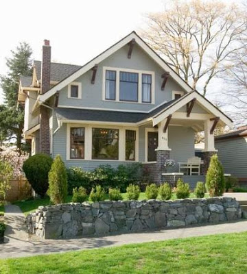 Craftsman Style Home1 Pictures Gallery