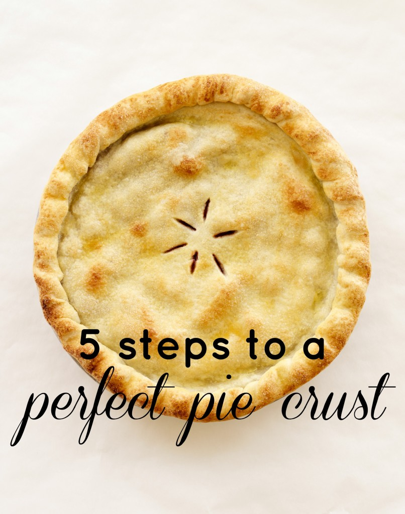 5 Steps to a Perfect Pie Crust | Tipsaholic.com #baking #pie #homemade #crust #tips