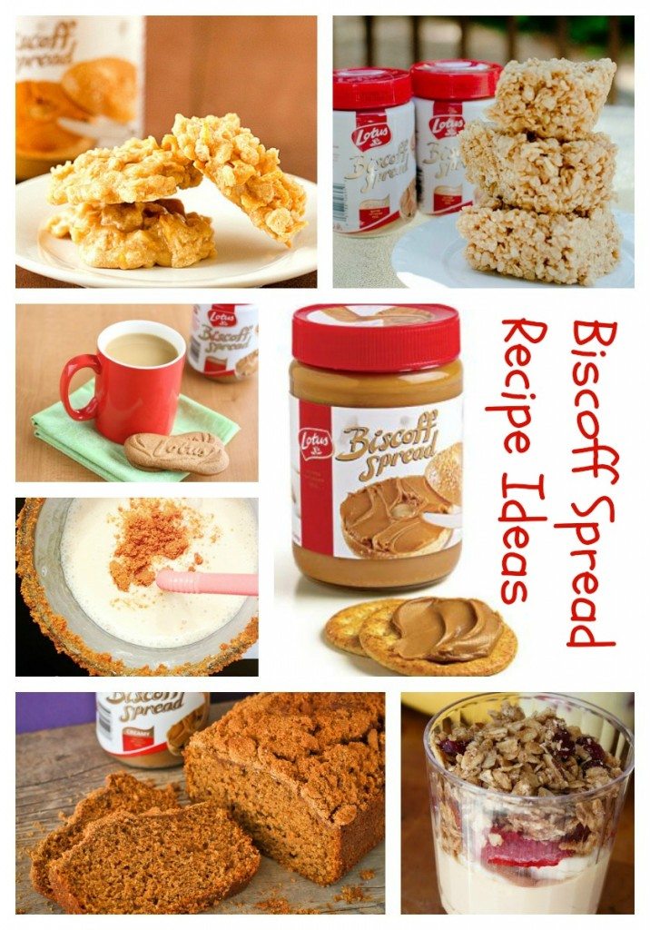 Biscoff spread recipe ideas2