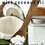 Cooking With Coconut Oil via Tipsaholic.com
