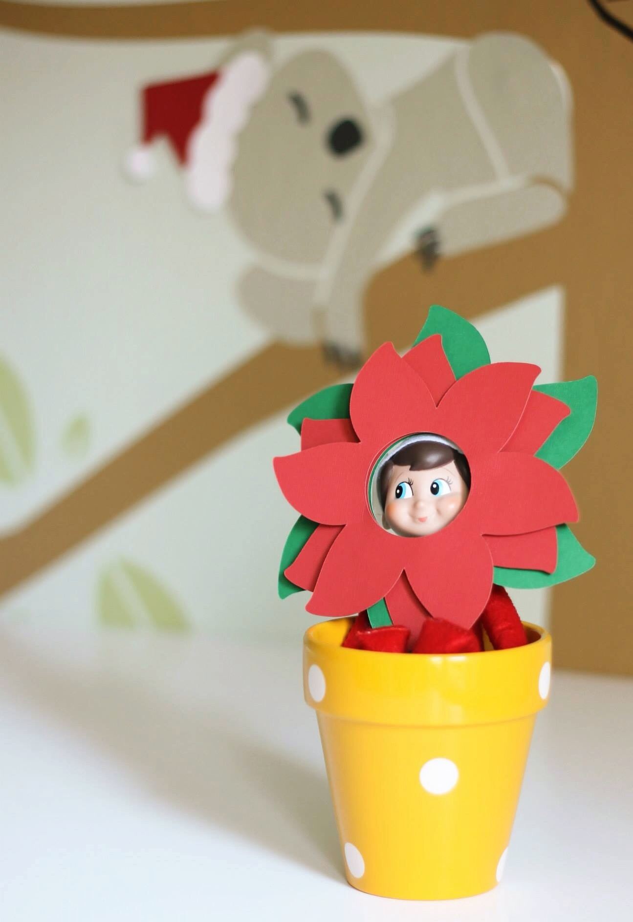 Remodelaholic 3 New Elf On A Shelf Ideas From The Cricut