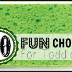 10 Fun Chores for Toddlers via Tipsaholic