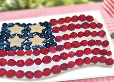 fruit pie patriotic bbq ideas