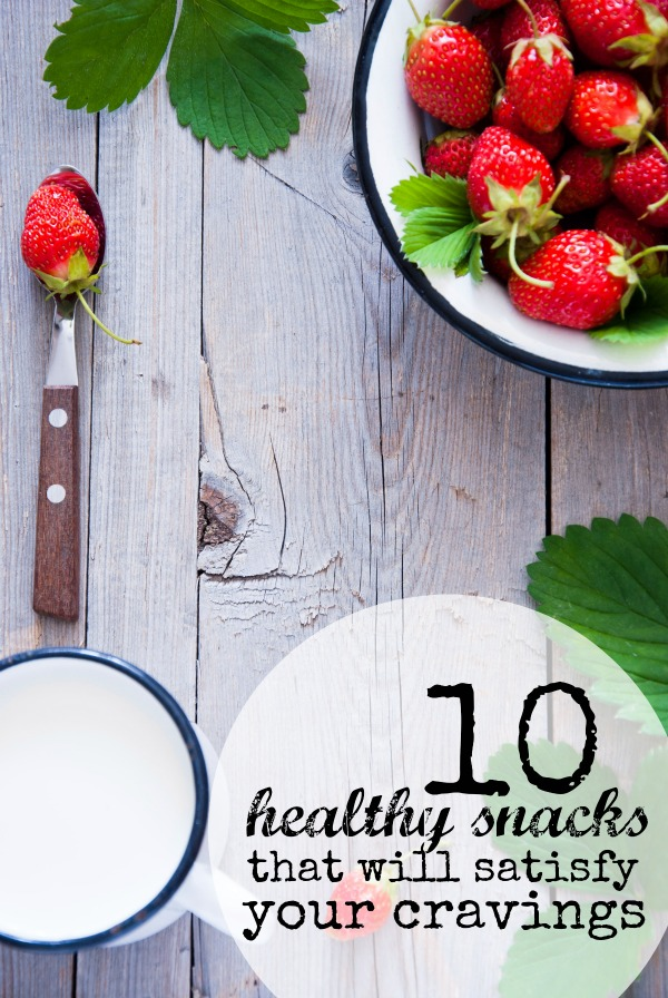 When you're hungry, do you grab something convenient and maybe not so healthy? No more -- here are 10 healthy snacks that are tasty and easy to prepare! 10 Healthy Snacks via @tipsaholic #snacks #healthy #food #recipes