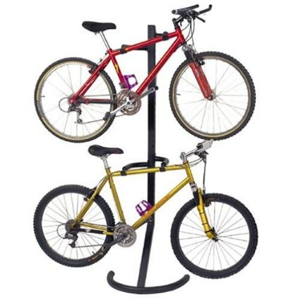 freestanding bike rack