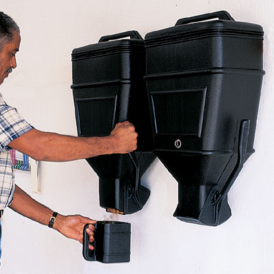 storage dispenser