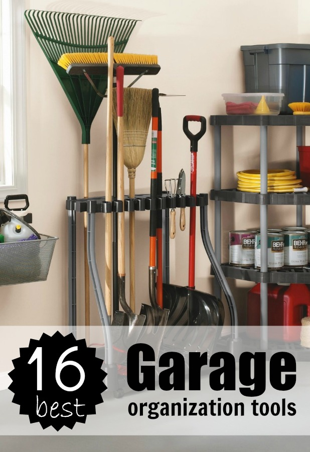 16 Best Garage Organization Tools - Tipsaholic