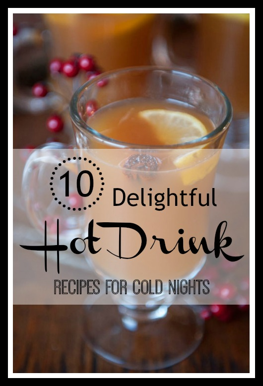 10 Delightful Hot Drink Recipes - Tipsaholic
