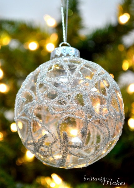 try these 35 diy ideas for clear glass ornaments to add precious memories and lots