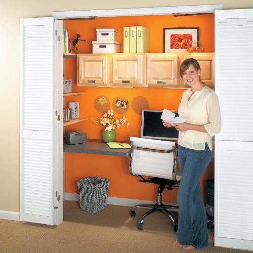 Office In A Closet Ideas Office In A Closet Ideas O Iwooco