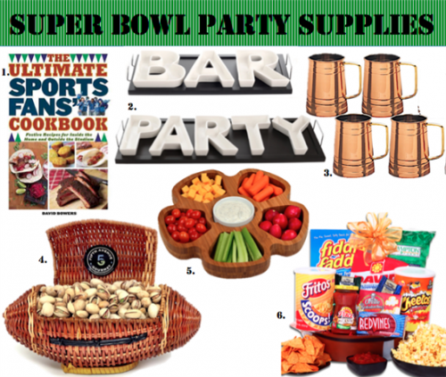The Super Bowl is coming up quick - are you ready to host the best football themed party on the block? Get some great ideas, tips, DIY's and product info! How To Throw a Killer Superbowl Party - Tipsaholic, #football, #footballparty, #superbowl, #superbowlparty