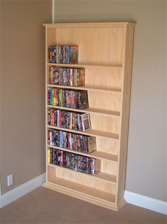 Attirant Are You Looking For A Way To Store Your DVDs That Is Organized, Efficient,