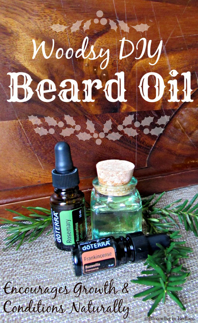 Diy Beard Oil For That Rugged Man In Your Life Youngliving Essentialoils Essentialsisterhood