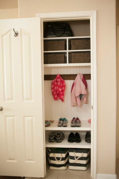 Beau Is Your Coat Closet Small And Cluttered? Turn Your Messy Coat Closet Into  An Organized