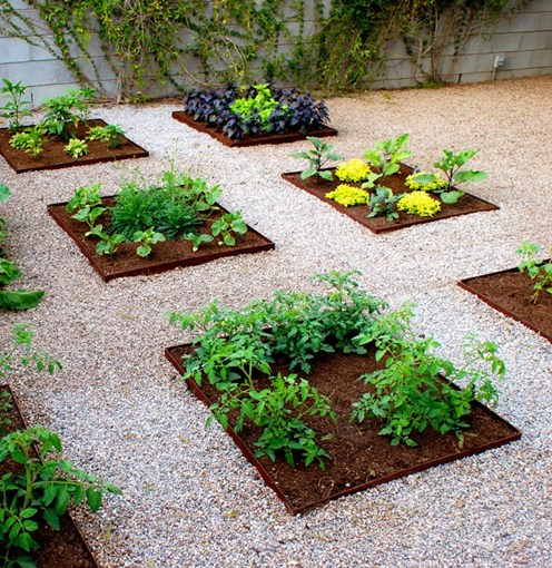 Modern Garden Edging Ideas: 27 Beautiful Garden Edging Ideas