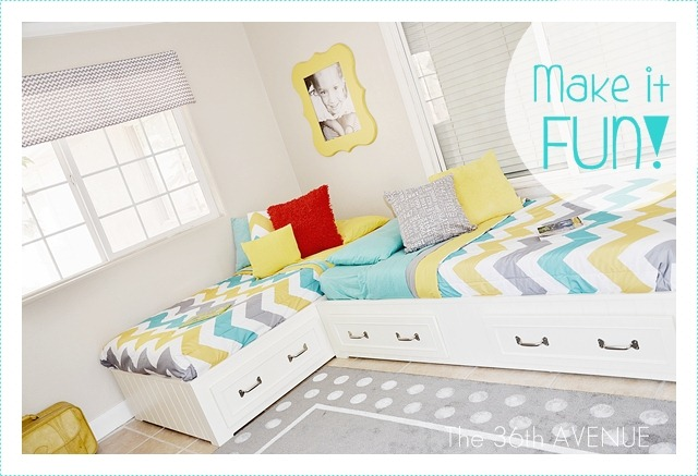 Childrens Bedroom Ideas Sharing 25 stellar shared bedrooms for kids - tipsaholic