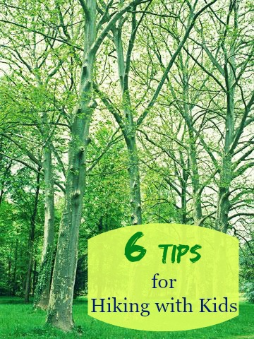 A walk in the woods as a family is a great way to enjoy the outdoors, get some exercise, and spend time together. Here are 6 tips for hiking with kids. 6 Tips for Hiking with Kids via @tipsaholic #hiking #kids #summerfamilyactivities #summer #hike