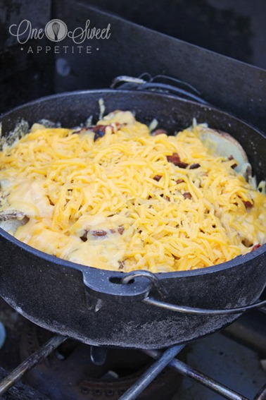 Not sure what meals to make on your next camping trip? Try these five easy and inexpensive camping dinners! 5 Easy Recipes for Camping Dinners via @tipsaholic #meals #easymeals #camping #campingmeals