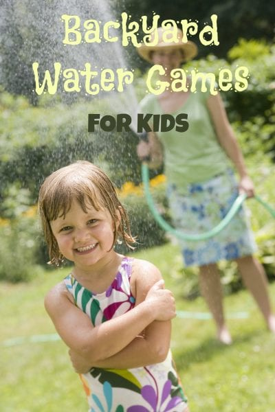 Keep kids entertained and beat the heat even without a pool by playing some of these classic backyard water games. Classic Backyard Water Games for Kids ~ Tipsaholic.com #summer #kids #games #summerfamilyactivities