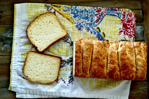 gluten-free japanese milk bread recipe