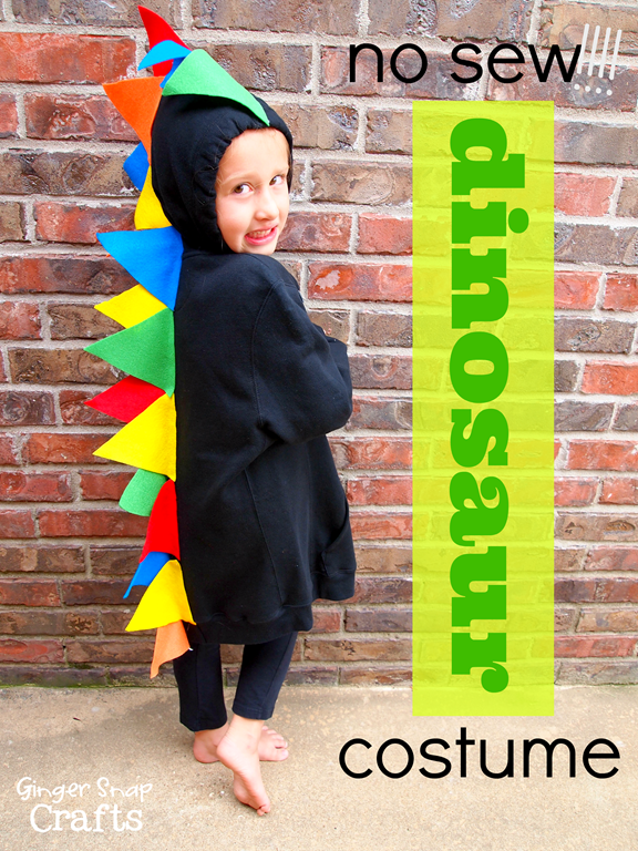 55 No Sew Halloween Costumes For Kids Tipsaholic