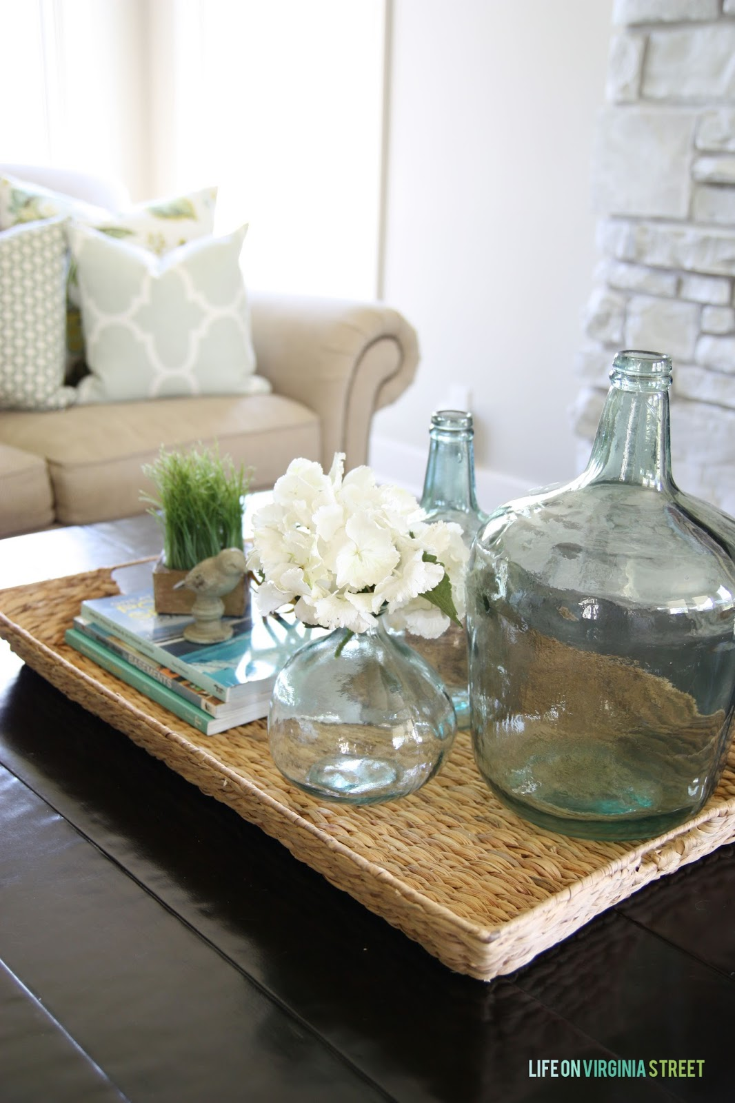 Remodelaholic why you should use trays in your home decor for Your home decor